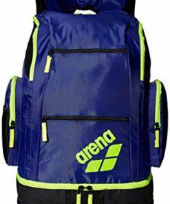 Arena Spiky 2 Large Backpack Borsa da Piscina, Unisex Adulto, Royal, Taglia Unica