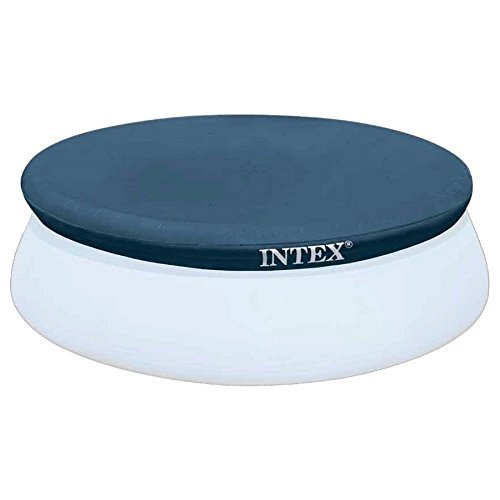 Intex 28020 Copripiscina Easy, Blu, 244 cm