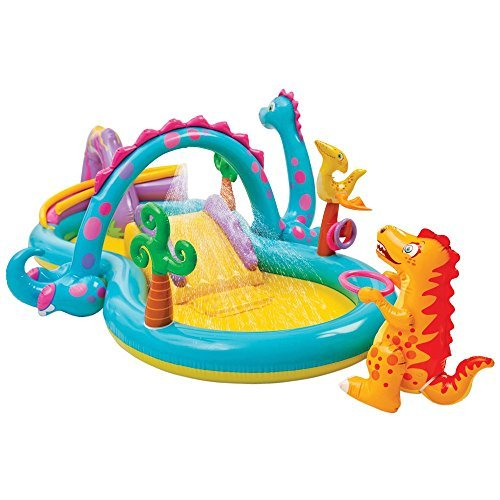 Intex 57135 – Playcenter Dinosauri, 333 x 229 x 112 cm