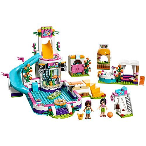 LEGO Friends – La Piscina all'Aperto di Heartlake, 41313