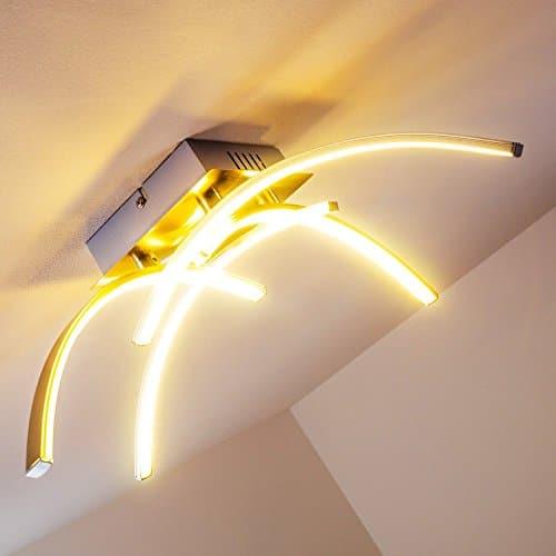 Plafoniera LED Elia 14 Watt 1200 Lumen Bianco caldo Classe energetica A 0 - Plafoniera LED Elia - 14 Watt - 1200 Lumen - Bianco caldo [Classe energetica A]