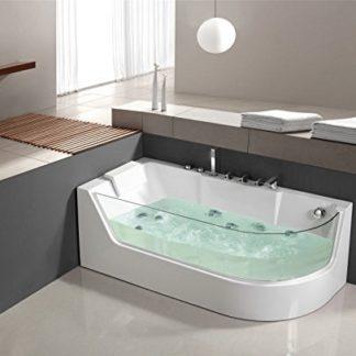 Whirlpool  Vasca da bagno Luxus vasca Jacuzzi vasca Whirl pool LXW 1533l sinistra 0 324x324 - Spa lusso vasca idromassaggio piscina vasca idromassaggio LXW-1533L sinistra.