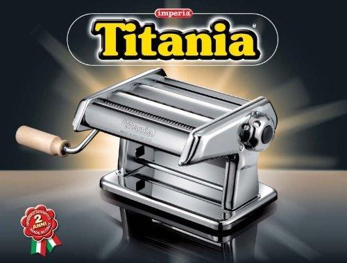 Macchina Pasta Titania 190 Imperia